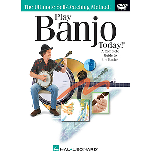 Play Banjo Today! (DVD)