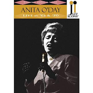 Anita O'Day - Live in '63 & '70 (DVD)