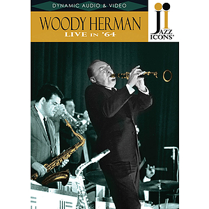 Woody Herman - Live in '64 (DVD)