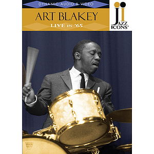 Art Blakey - Live in '65 (DVD)
