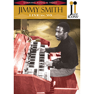 Jimmy Smith - Live in '69 (DVD)