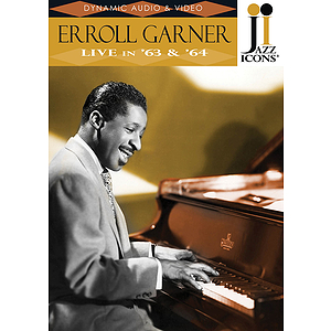 Erroll Garner - Live in &#039;63 &amp; &#039;64 (DVD)