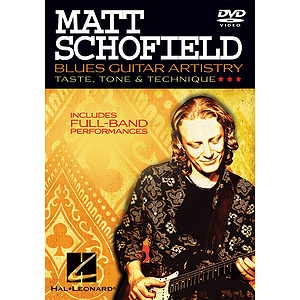 Matt Schofield - Blues Guitar Artistry (DVD)