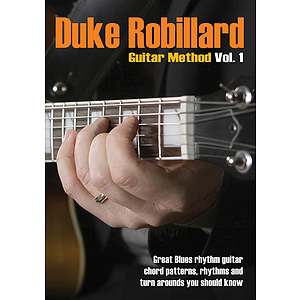 Duke Robillard -¦Guitar Method, Volume 1 (DVD)
