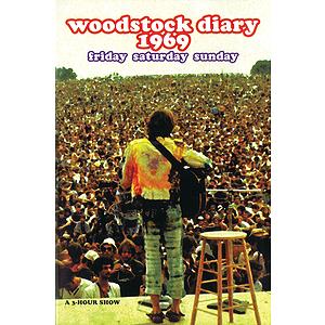 Woodstock Diary 1969 (DVD)