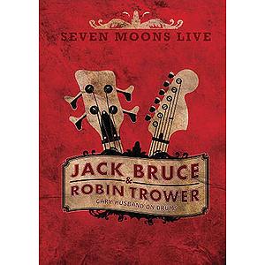 Jack Bruce & Robin Trower - Seven Moons Live (DVD)