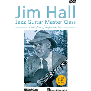 Jim Hall - Jazz Guitar Master Class (DVD)