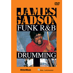 James Gadson - Funk/R&B Drumming (DVD)