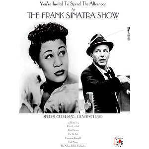The Frank Sinatra Show With Ella Fitzgerald Dvd