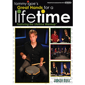 Tommy Igoe - Great Hands for a Lifetime (DVD)