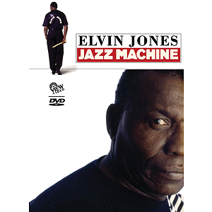 Elvin Jones - Jazz Machine (DVD)
