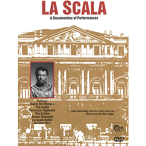 La Scala - A Documentary of Performances (DVD)