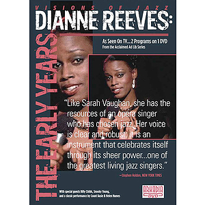 Dianne Reeves - The Early Years (DVD)