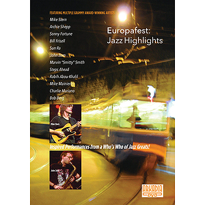 Europafest -¦Jazz Highlights (DVD)