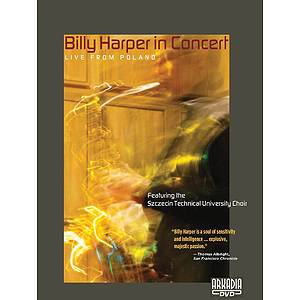 Billy Harper in Concert - Live from Poland (DVD)