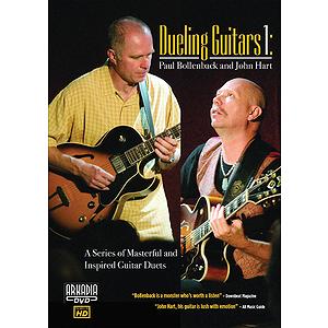 Dueling Guitars 1 - Paul Bollenback & John Hart (DVD)