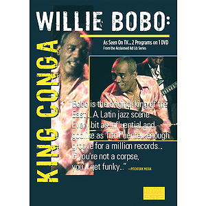 Willie Bobo - King Conga (DVD)