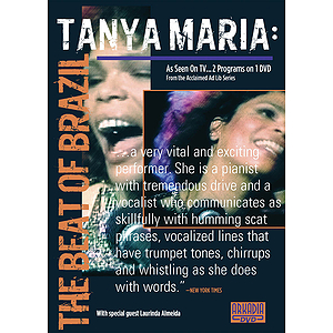 Tanya Maria - The Beat of Brazil (DVD)