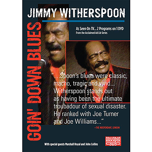 Jimmy Witherspoon - Goin' Down Blues (DVD)