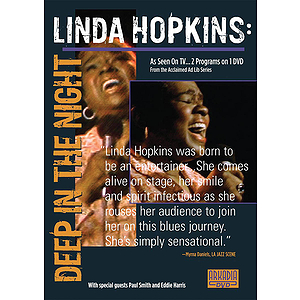 Linda Hopkins - Deep in the Night (DVD)