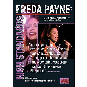 Freda Payne - High Standards (DVD)