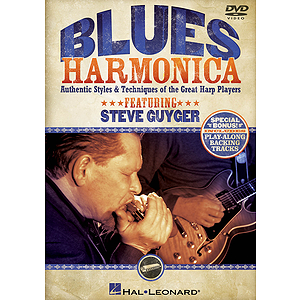 Blues Harmonica (DVD)