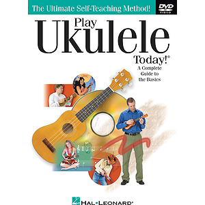 Play Ukulele Today! (DVD)