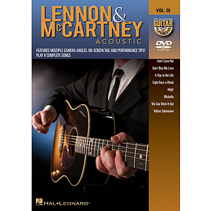 Lennon & McCartney Acoustic (DVD)