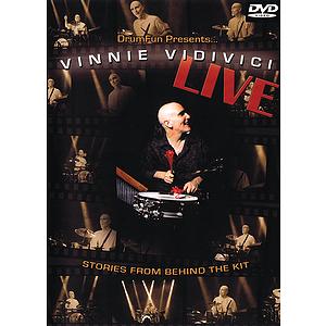 Vinnie Vidivici Live (DVD)