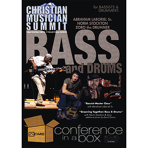 Christian Musician Summit - Bass & Drums (DVD)