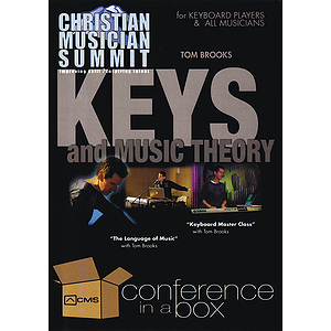 Keys and Music Theory - Christian Musician Summit (DVD)