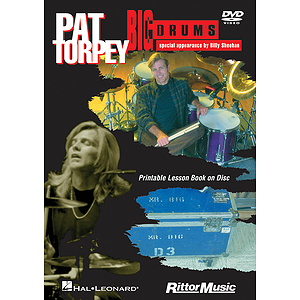 Pat Torpey - Big Drums (DVD)