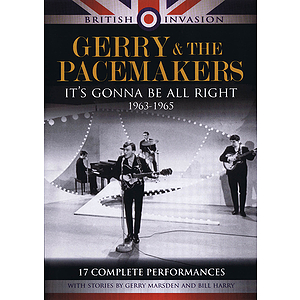 Gerry & The Pacemakers - It's Gonna Be All Right: 1963-1965 (DVD)