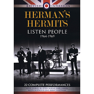 Herman's Hermits - Listen People: 1964-1969 (DVD)
