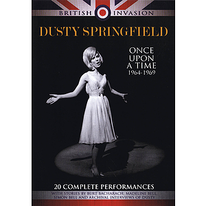 Dusty Springfield - Once Upon a Time: 1964-1969 (DVD)