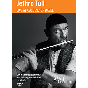 Jethro Tull - Live at Avo Session Basel (DVD)
