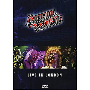 April Wine - Live in London (DVD)