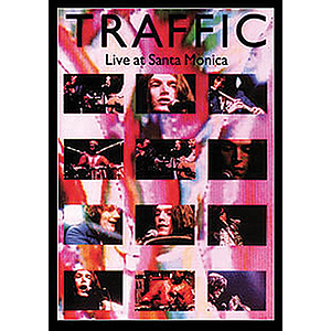 Traffic - Live at Santa Monica (DVD)
