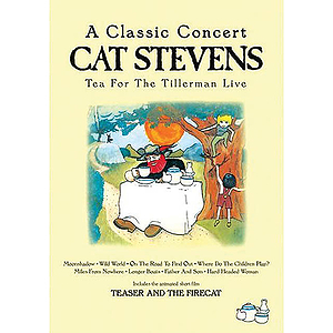 Cat Stevens - A Classic Concert (DVD)