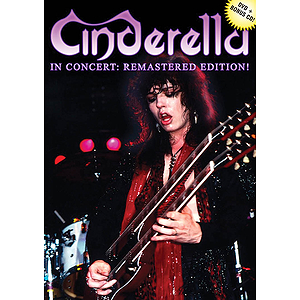 Cinderella - In Concert: Remastered Edition (DVD)
