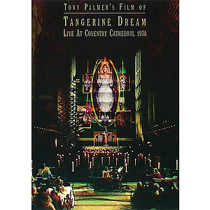 Tangerine Dream - Live at Coventry Cathedral 1975 (DVD)