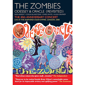 The Zombies - Odessey & Oracle (Revisited) (DVD)