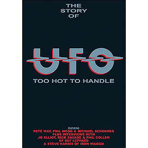 The Story of UFO - Too Hot to Handle (DVD)