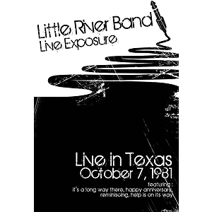Little River Band - Live Exposure (DVD)