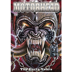 Motorhead - The Early Years (DVD)