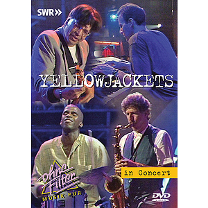 The Yellowjackets -¦In Concert (DVD)