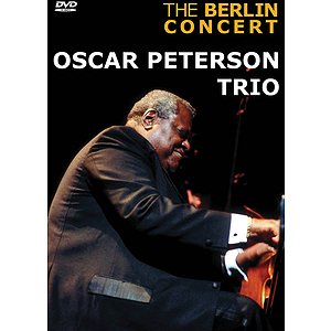 Oscar Peterson Trio -The Berlin Concert (DVD)