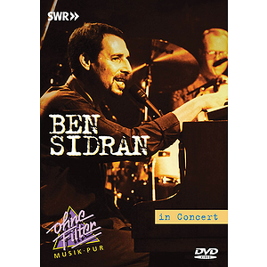 Ben Sidran -In Concert (DVD)