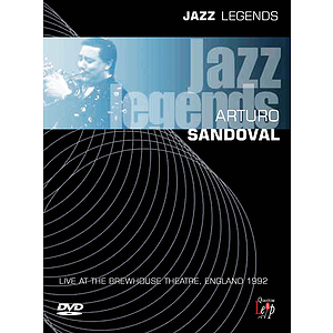 Arturo Sandoval -¦Jazz Legends: Live (DVD)