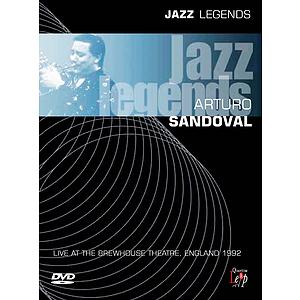 Arturo Sandoval -¦Jazz Legends: Live (DVD)